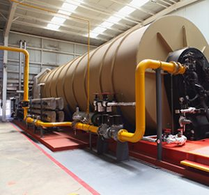 Commercial and Industrial Rental Boilers