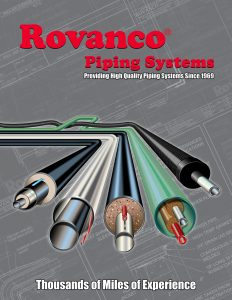 Our Partner Rovanco Piping Systems